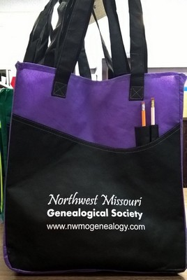NWMGS Bags - front